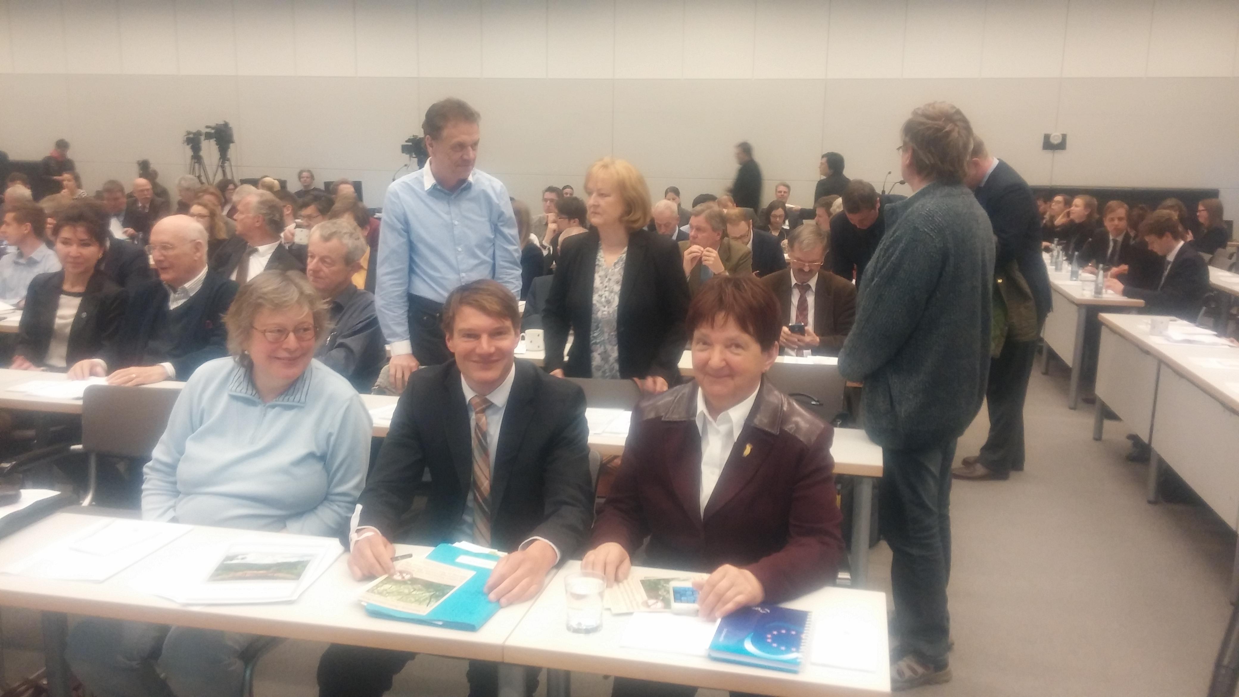 Energiepolitisches Forum der CDU-CSU-Fraktion im Bundestag / 24.04.2017 / Reichstagsgebäude