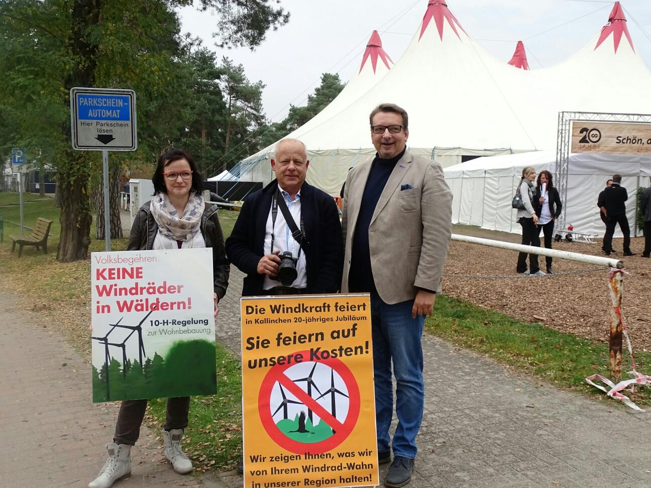 """Energiequelle wird 20 – Brandenburger BI´s """"feiern"""" mit"""