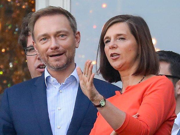 Sommerloch? – Oder? – Gegensätze ziehen sich an – sind Grüne und FDP auf Annäherungskurs?