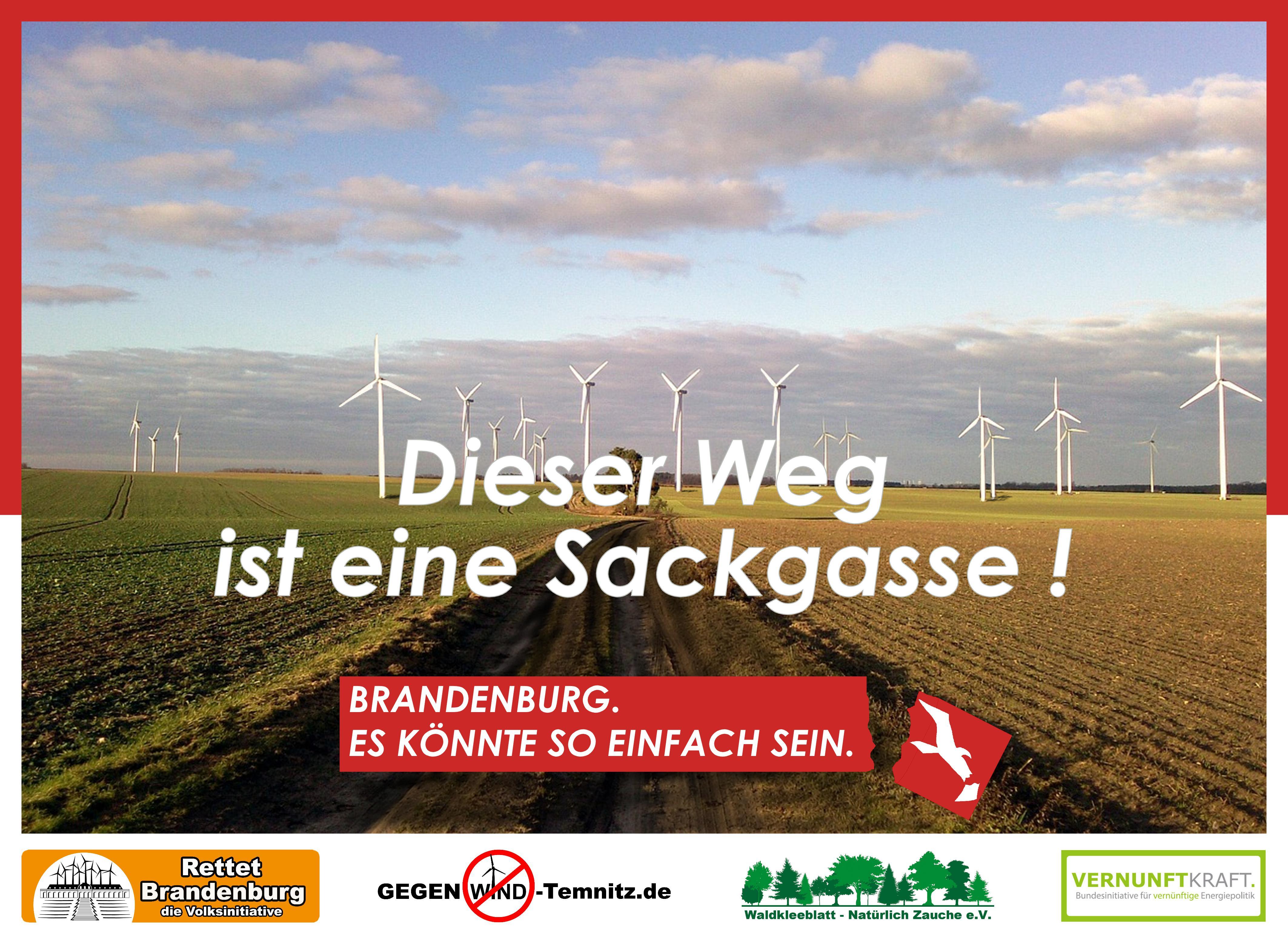 Heute im Bundestag: Erstaunliches von der Bundes-CDU zu Windkraftanlagen / Erschreckendes von der SPD und Grünen