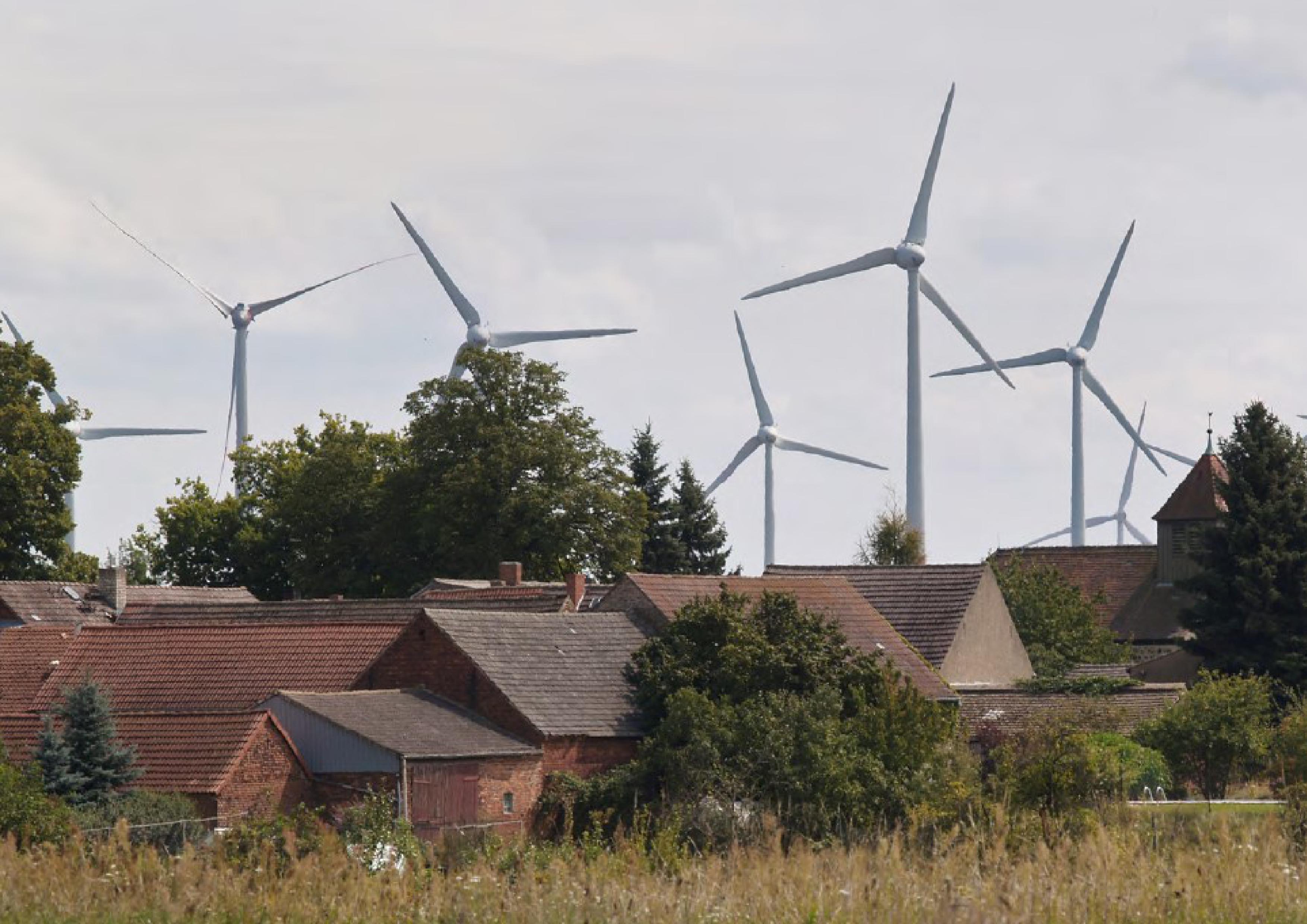 Wertverlust von Immobilien in der Nähe von Windenergieanlagen / wallstreat:online (20.01.20199