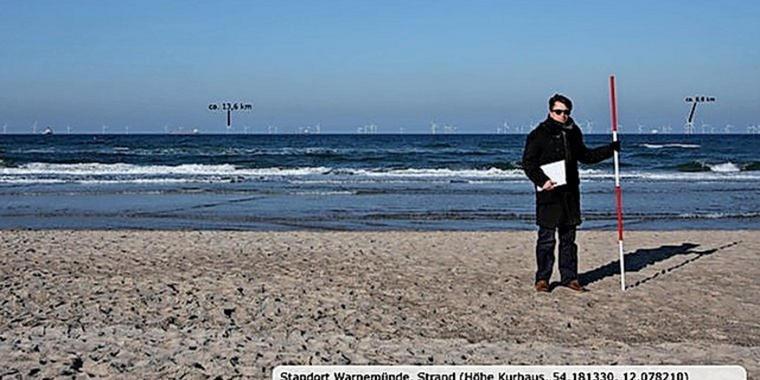Bundestag erlaubt 300 Meter hohe Windräder vor Rostock-Warnemünde / Im Ostseebad selbst stößt das Vorhaben jedoch auf Widerstand