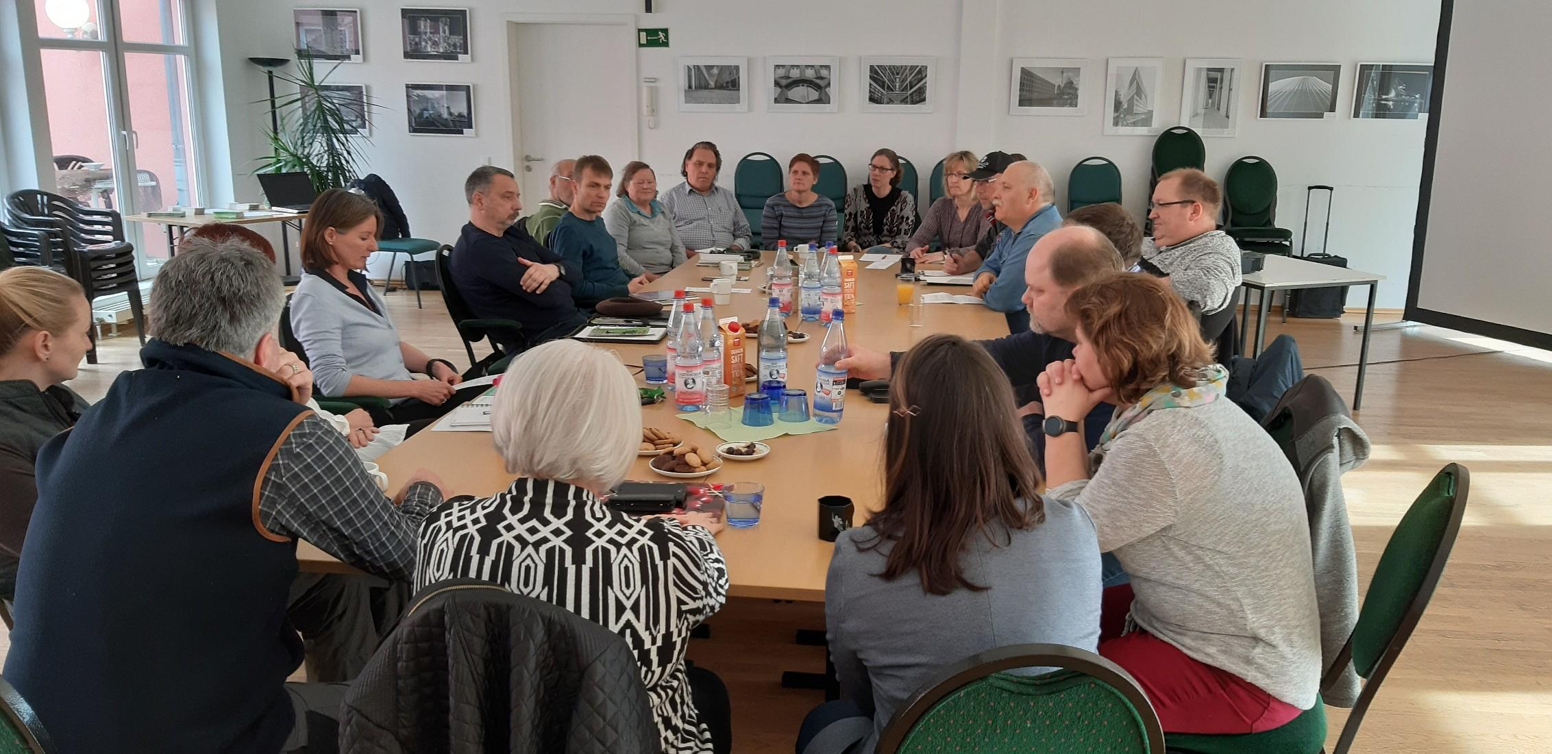 """""""Netzwerk Natur Brandenburg"""" gründete sich am 22.02.2020"""